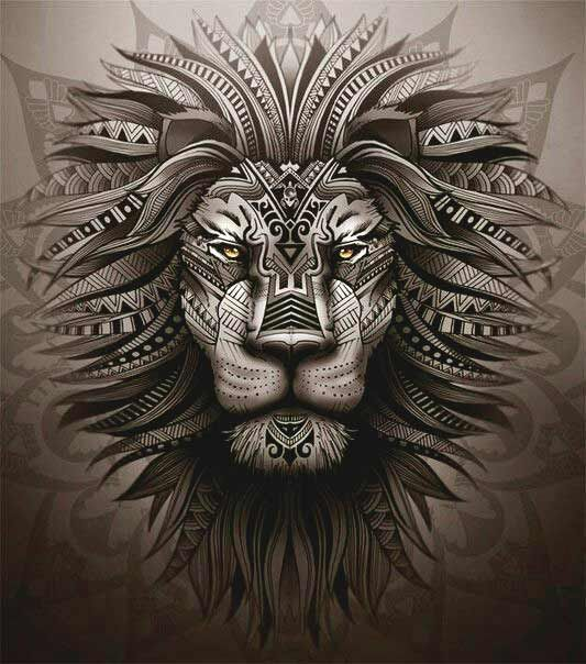 45 Best Leo Tattoos Designs Ideas For Men And Women With Meanings Leo Tattoo Designs Tribal Chest Tattoos Lion Tattoo Design