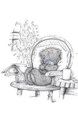 Tatty Teddy loves reading!: