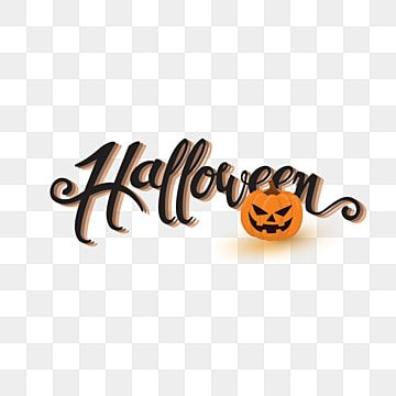 Happy Halloween Typography With Pumpkin Expression Happy Halloween Halloween Pumpkin Pumpkin Expression Png And Vector With Transparent Background For Free D Halloween Typography Pumpkin Illustration Halloween Halloween Design