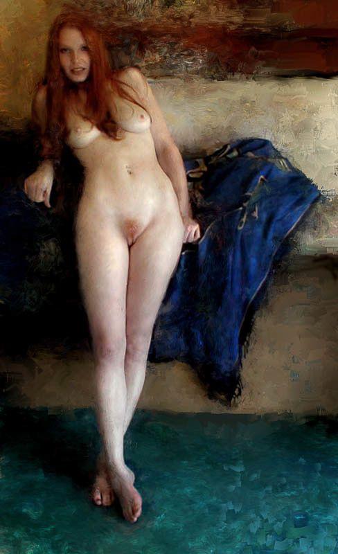 Картинки по запросу ward george paintings nude