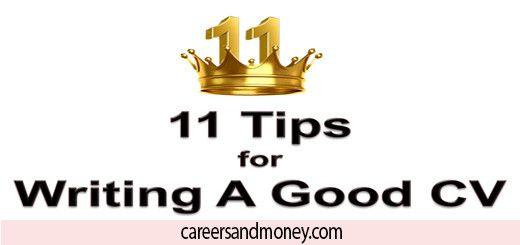 11 Best Tips for CV Writing