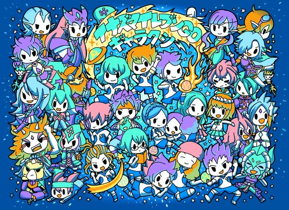 Shin, Ibuki Munemasa, Manabe Jinichirou, Kusaka Ryuuji, Minaho ...