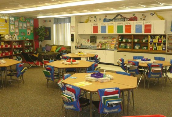 Rethinking Classroom Design ~ Rethinking my classroom arrangement if only trap tables