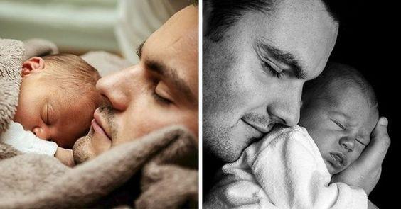 23 εντυπωσιακές φωτογραφίες που δείχνουν πόσο δυνατή είναι η αγάπη των μπαμπάδων (Μέρος 2ο)