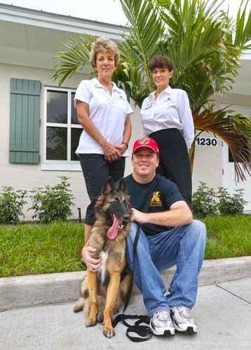 Dogs for Life opens training facility for service dogs