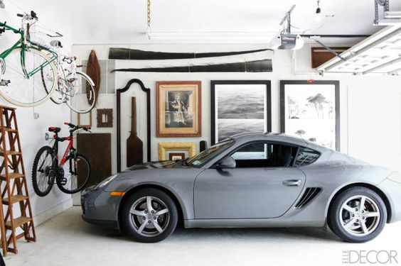 Garage: Federico de Vera, NY | ELLE DECOR