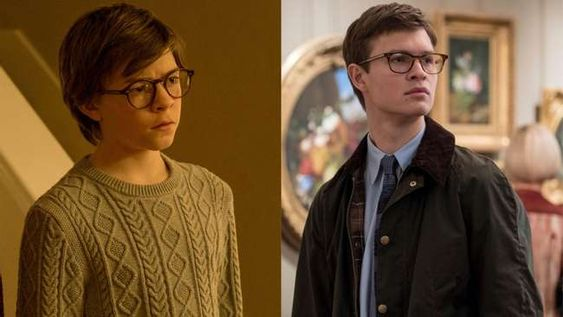 6. Oakes Fegley And Ansel Elgort, Theo Decker ('The Goldfinch'):
