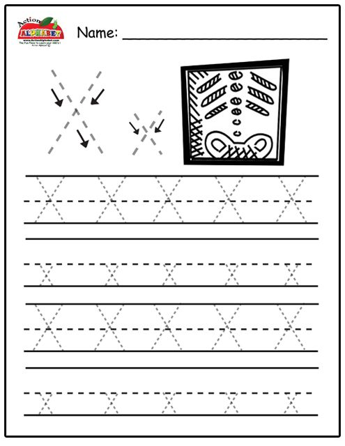 Number Names Worksheets : dotted alphabet letters to trace Dotted ...
