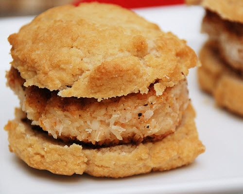 Paleo Chicken and Biscuits | Multiply Delicious