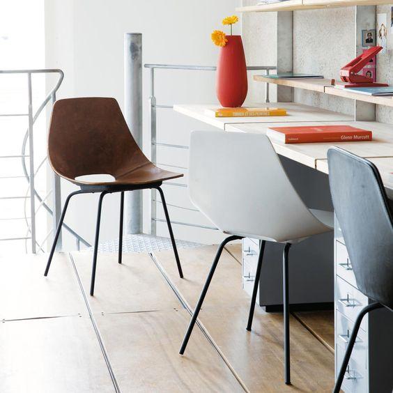 Tonneau-Stuhl Guariche aus ... - Amsterdam