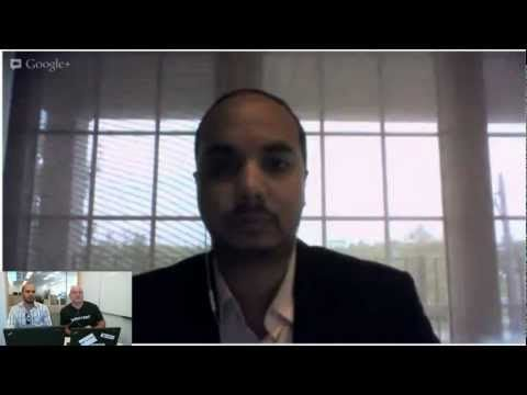 Websockets Tech Talk ep 14  with Ronnie Mitra