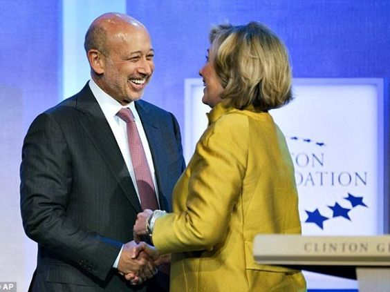 Goldman Sachs Bans Employees from Donating to Trump, But Allows Clinton…