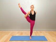 Baddha Konasana The Butterfly Pose Gaia Standing Yoga Poses Standing Yoga Yoga Poses