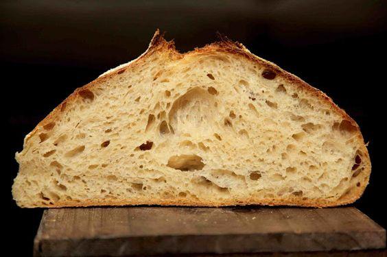 bernd's bakery: Tartine's Semolina