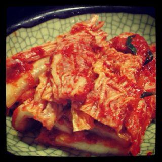 Kimchi #Korean #food
