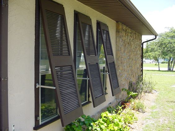 Do yourself bahama shutters plans for building shutters for Bahama shutter plans