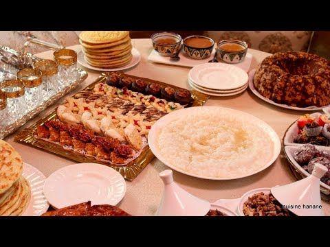 مائدة فطور العيد بشهيوات سهلة وسريعة بدون جهد ولا تعب Food Table Settings