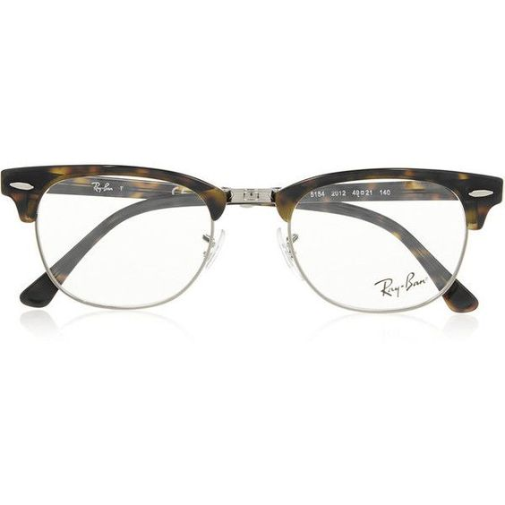 Ray Ban Clubmaster Glasses Frames : Gallery For > Ray Ban Clubmaster Eyeglasses Tortoise