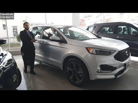 Tutorial Ford Edge St 2019 Youtube Ford Edge Ford Autos