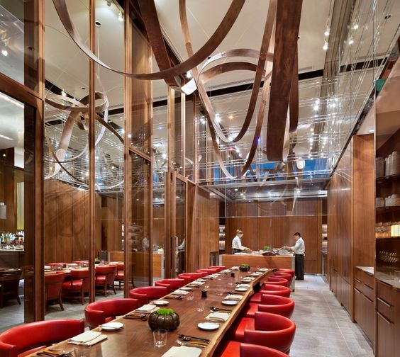 Manhattan Japanese Resaurant With Private Rooms