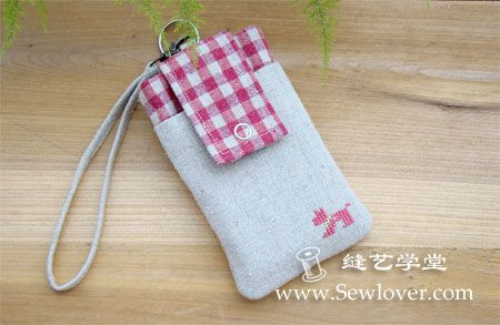 SewLover: Multi function phone case. You can see my Hello Kitty version here: http://isapazo.blogspot.mx/2013/01/hello-kitty.html