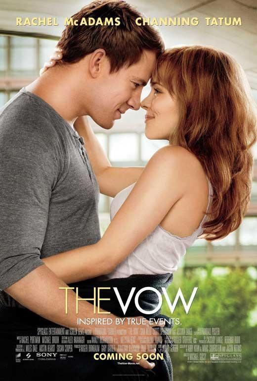 The Vow 27x40 Movie Poster 2012 Romantic Movies Good Movies