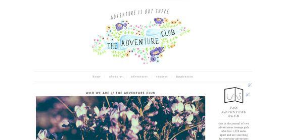 the adventure club. http://theadventureclubblog.blogspot.com