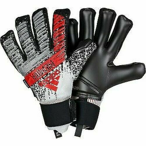Advertisement Ebay Adidas Dy2599 Predator Pro Fingersave Goalkeeper Gloves Goalkeeper Gloves Goalie Gloves Goalkeeper