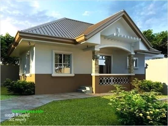 Semi Bungalow House Bungalow House Design Cottage Style House