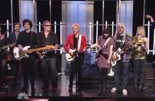 punk :( I will miss Fred and Bill on SNL.