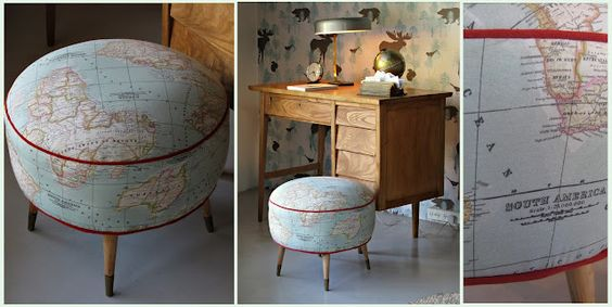 The geographer in me needs this Home Decor Pinterest Home