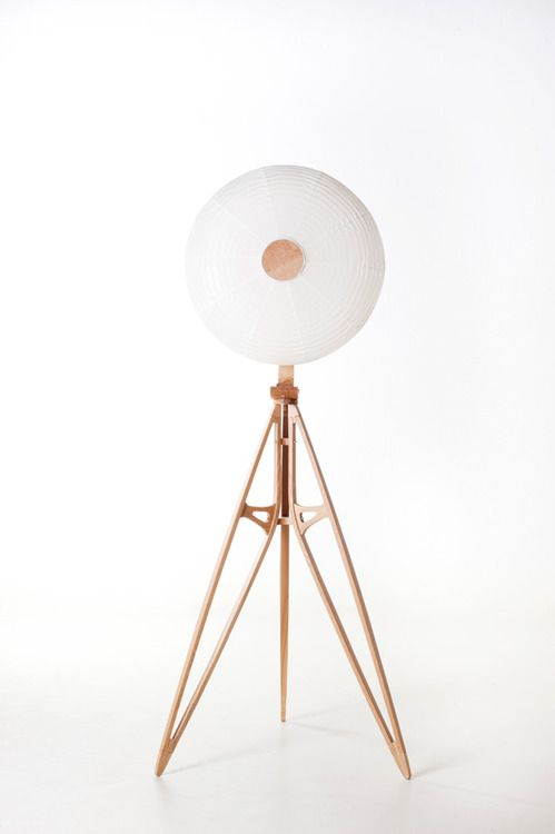Kyoto lamp from Stellar Works