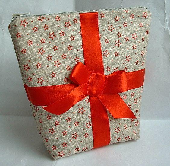 Negligent style - necessaire, sugestão de presente de Natal