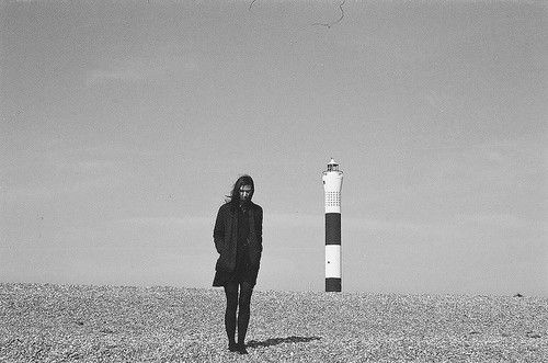 Dungeness -  New lighthouse