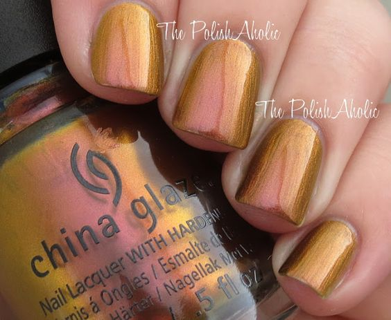 China Glaze Fall 2015 Great Outdoors Collection Cabin Fever: