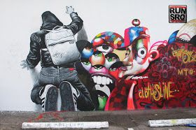 MTO – Street Art Labor Intensity ~ Kuriositas