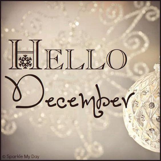 ♫ Hello December ♪: