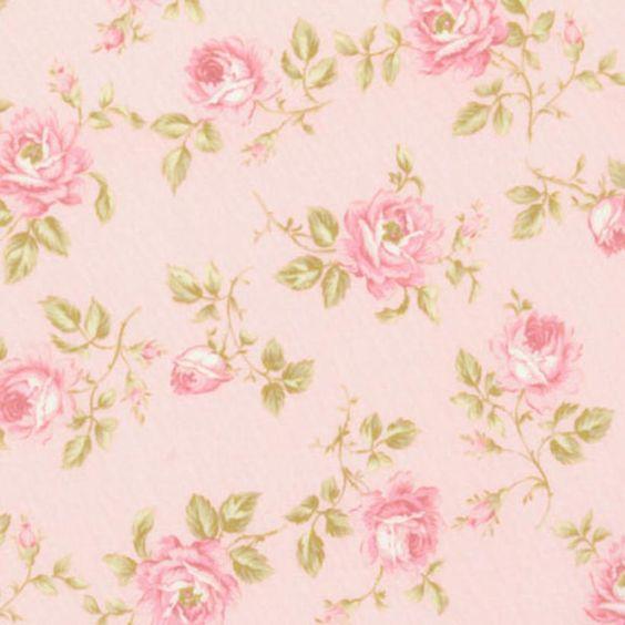 "floral print fabrics from the UK | Helen's Houses / RJR Fabrics ""Beach House"" Pink:"