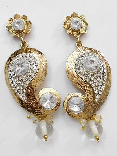 Fashion Earring wholesale-indian-fashion-jewellery-www-impexfashio