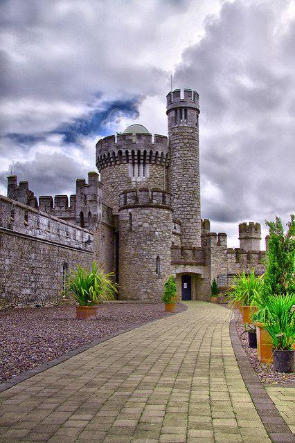 Blackrock Castle.