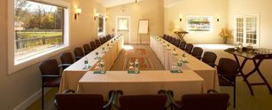 One of our Emerson conference rooms.