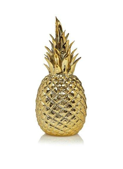 Pols Potten - Pineapple (gold)