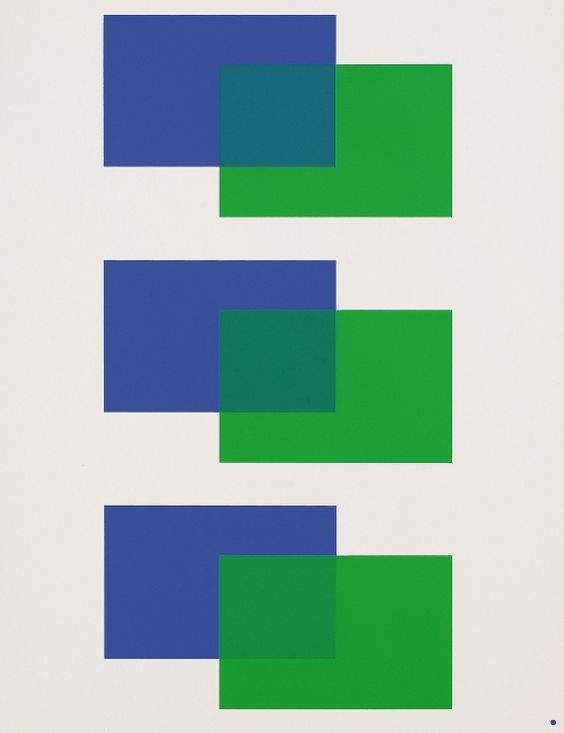 Josef Albers - Interaction of Colour
