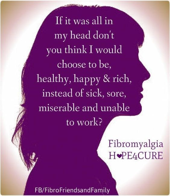 how to live with fibromyalgia pain