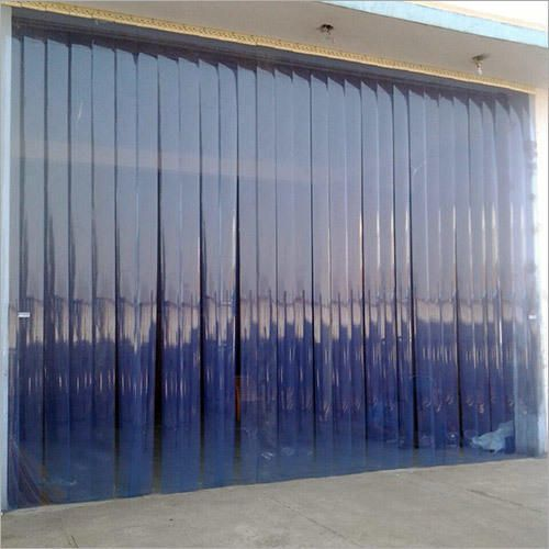 Get Pvc Strip Curtains For The Warehouse Building From Rainbow