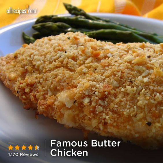 """Famous Butter Chicken 