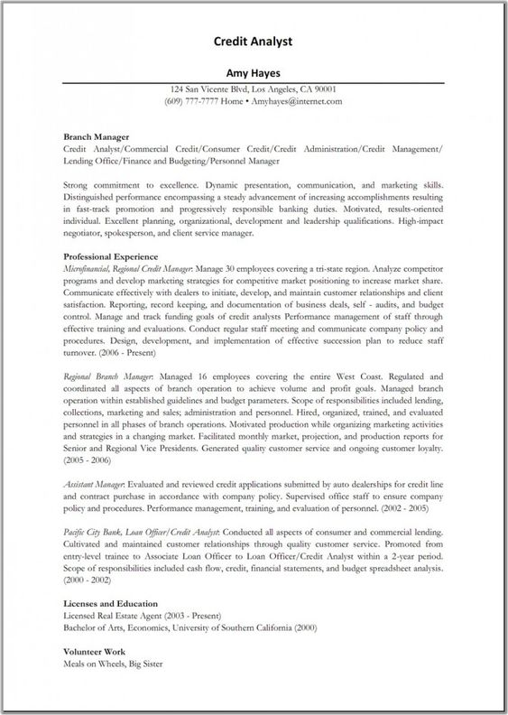 resume examples alexa entry level budget analyst cover letter - bank branch manager resume