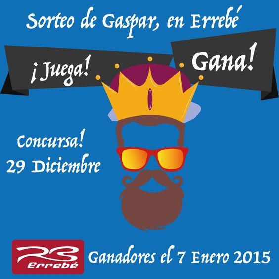 Sorteo de Gaspar en Errebé https://basicfront.easypromosapp.com/p/178932?uid=629324019
