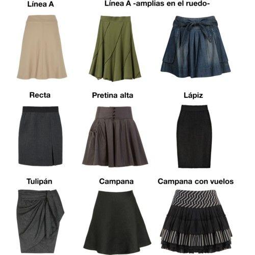 types de jupes robes jupes jeans blouson chemise chemisier pinterest. Black Bedroom Furniture Sets. Home Design Ideas