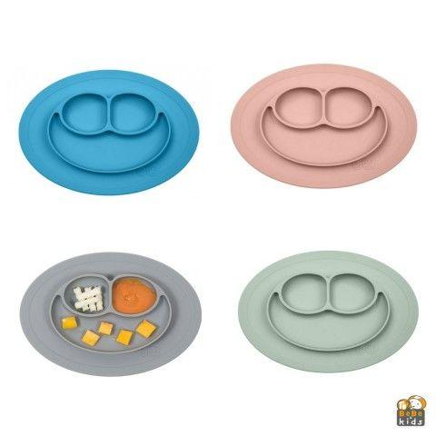 Tomaibaby Vajilla para Beb/é Platos de 3 Compartimentos con Tapa Taz/ón de Alimentaci/ón de Aislamiento de Acero Inoxidable para Ni/ños Peque/ños Beb/és Ni/ños Ni/ños Azul